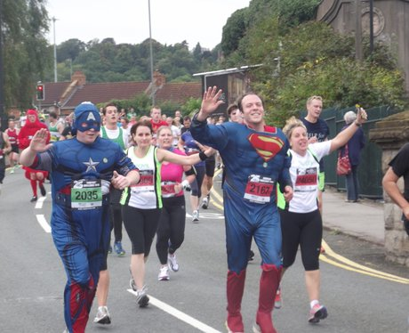 2013- Bristol Half Marathon- The Race Gallery Two