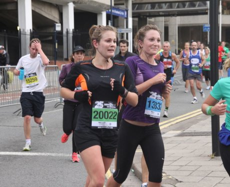 2013 Bristol Half Marathon Highlights