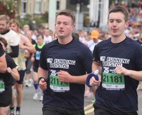 2013 Bristol Half Marathon Highlights