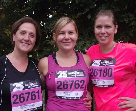 2013 Bristol Half Marathon Pre Race