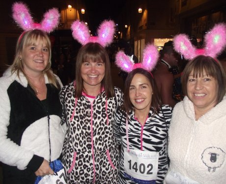 Bath Midnight Walk 2013
