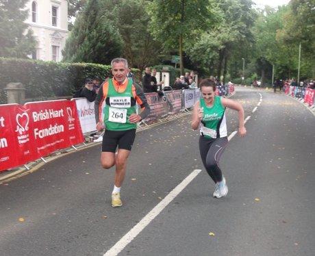 Cheltenham Half Marathon 2013
