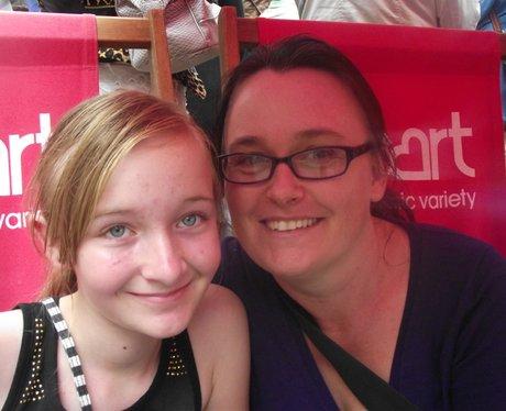 Heart & St James Arcade Fun Day