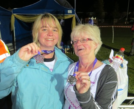 Keech Starwalk - Medals