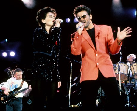 Find me somebody to love george michael