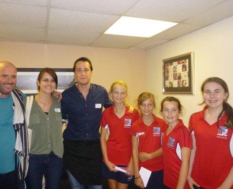 Did Tom, Nicola & Jack visit your school this week