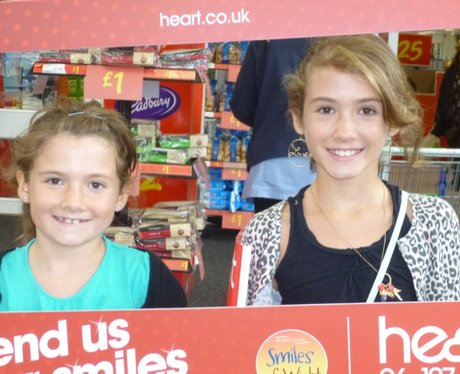 Here are some happy Heart listeners who could be i