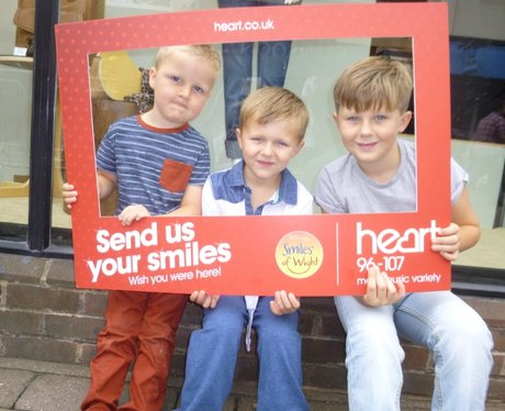 Did you see the Heart Angels out & about this week