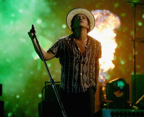 Bruno Mars iHeartRadio Festival 2013