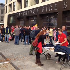 Cambridge Fire Strike