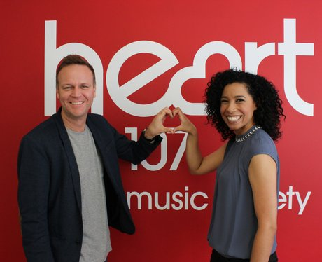 Give it some Heart with Margherita and Nick Snaith
