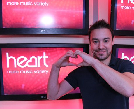 Give It Some Heart TV Campaign with JK