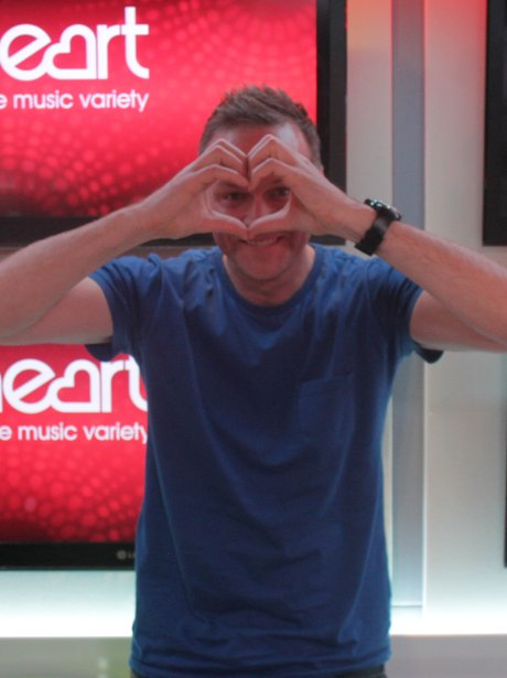 Give It Some Heart TV Campaign with Nick Snaith