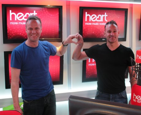 Give It Some Heart TV Campaign with Nick Snaith and Toby Anstis