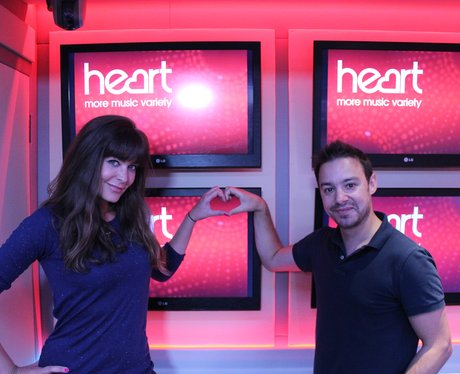 Give It Some Heart TV Campaign with JK and Lucy