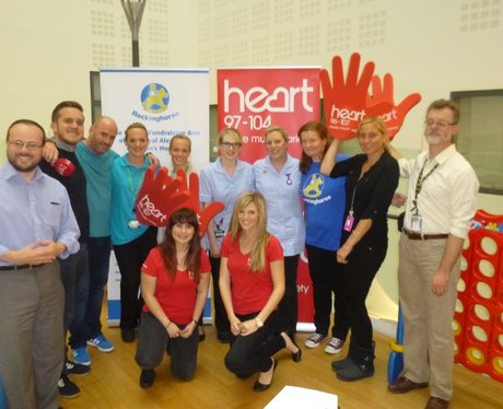 Heart Breakfast's Jack and the Heart Angels at The