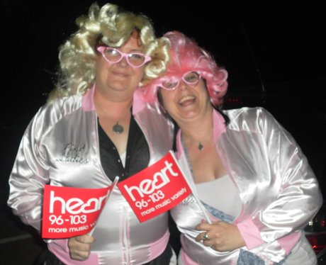 Heart Loves The Movies Grease