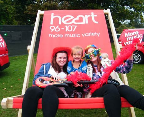 Did you sit on our GIANT deckchair at SD2 festival