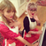 Image 1: Taylor Swift and Kelly Osbourne