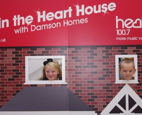 The Heart House at West Orchards