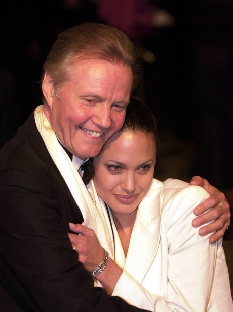 Angelina Jolie and Her Father