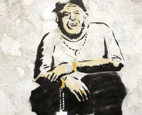 Banksy In Pictures Jay Zeavis