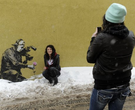 Banksy In Pictures photographer