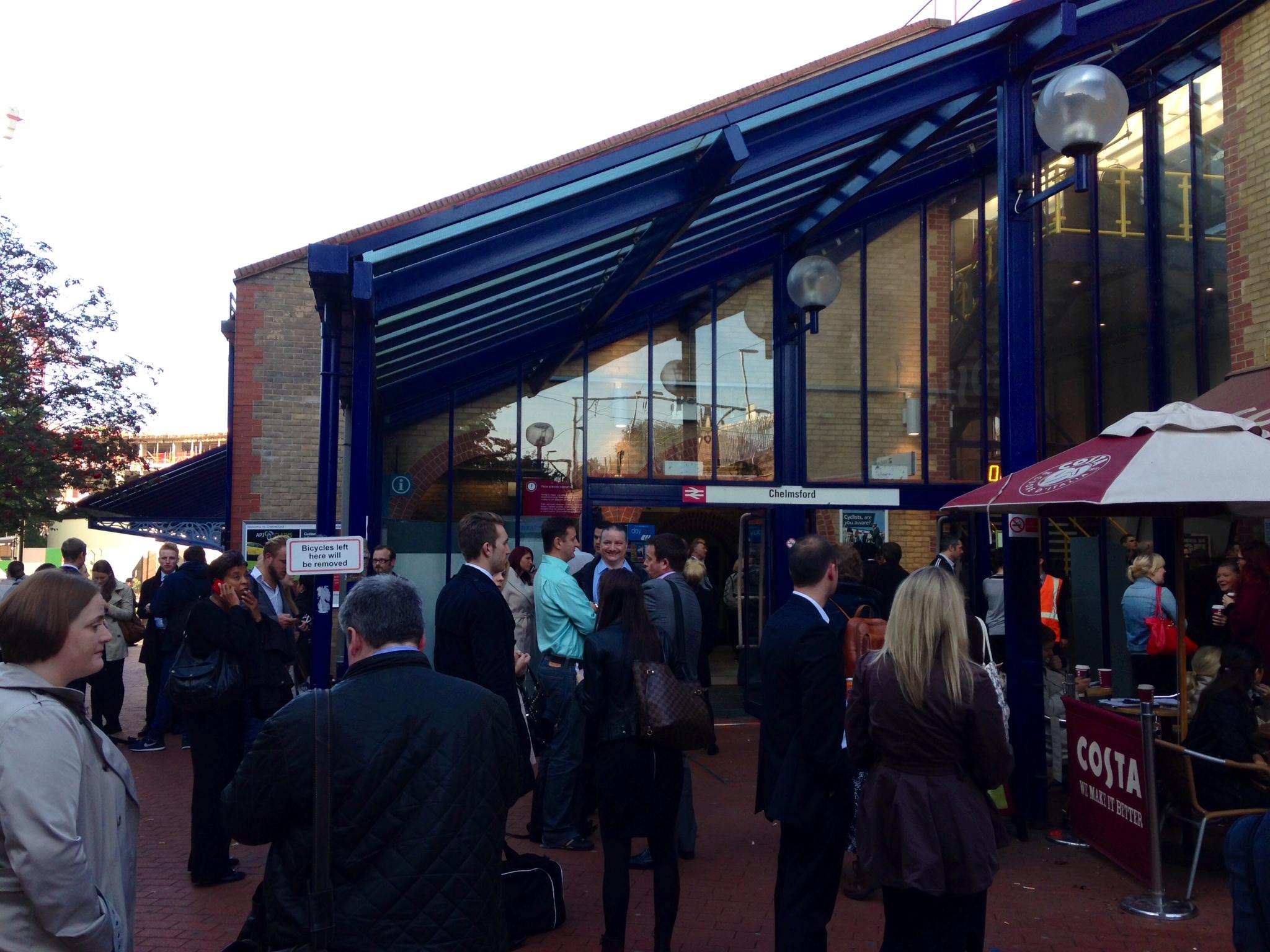 chelmsford train delays