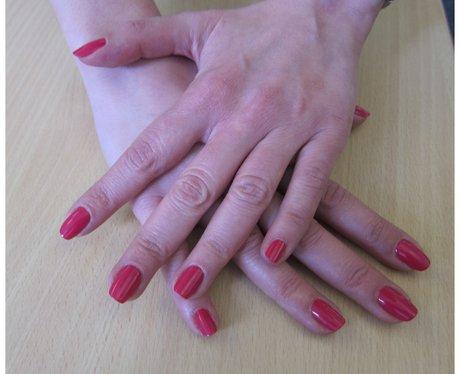 Morgan Taylor Manicure