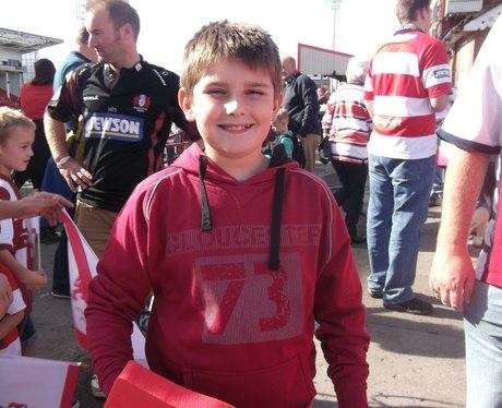 Gloucester Rugby Kingsholm 2013