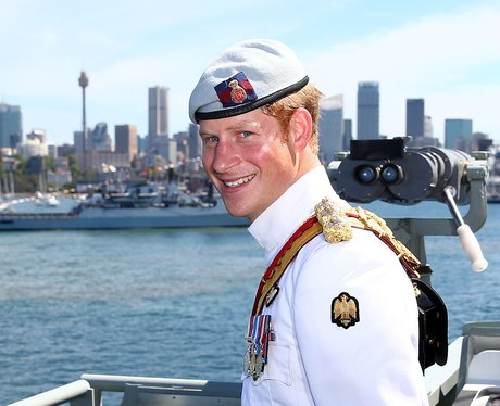 Prince Harry in Sydney, Australia