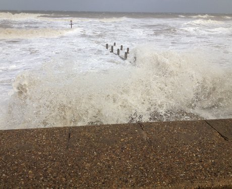 Sea Walcott Storm Norfolk