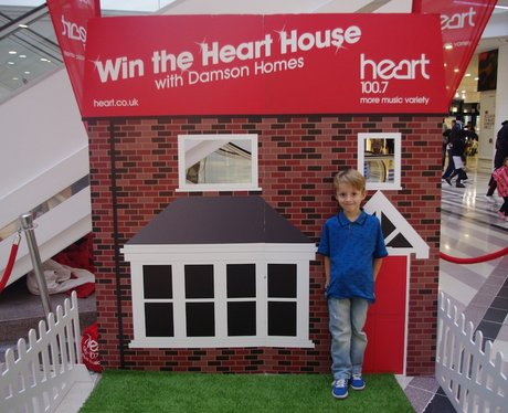 The heart House with Damson Homes 3