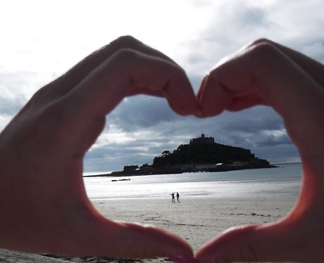 give it some heart, cornwall
