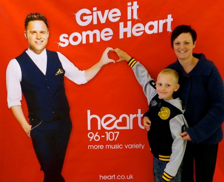 Give it some Heart - Bedford