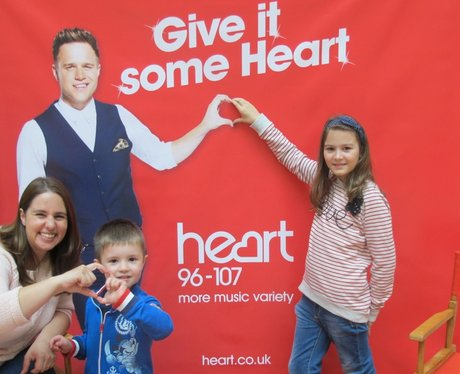 Give it some Heart - The Belfry