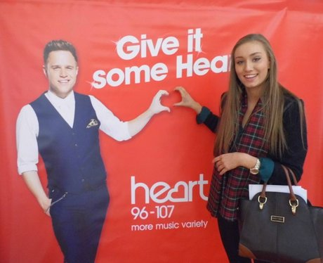 Give It Some Heart: Grosvenor