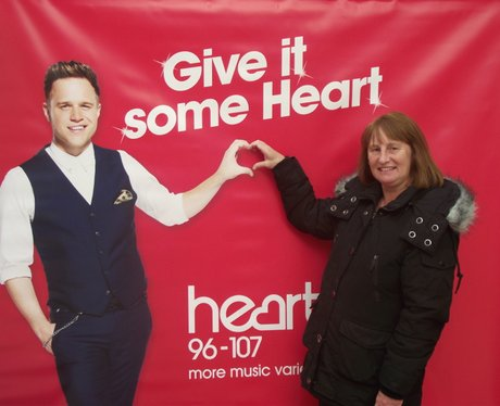 #GiveItSomeHeart at Broadwalk