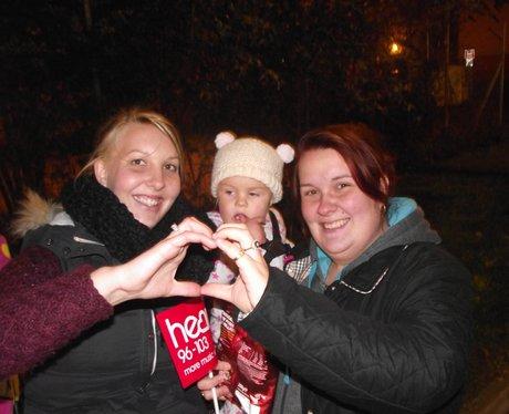 Heart Angels - Chard Carnival 2013