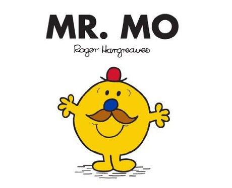 Mr Mo book