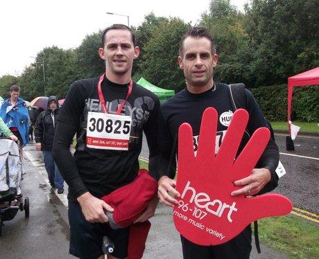 Swindon Half Marathon Getting Post Marathon 2013