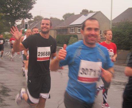 Swindon Half Marathon Getting The Marathon 2013