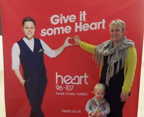 Give It Some Heart - Castle Quay