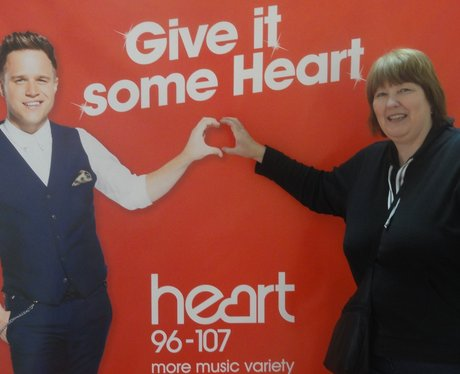 Give it some Heart - Kingfisher Redditch