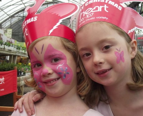 Heart Angels - Cadbury Ice Rink Opening