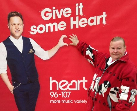 Heart Angels: Give It Some Heart - Bluewater (25th