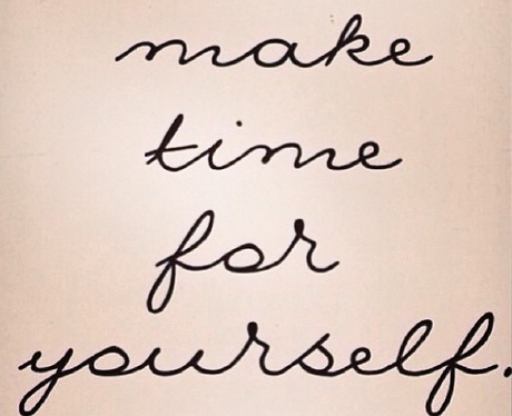 Inspirational quote from Miranda Kerr's Instagram