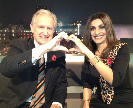 Breaking News: Bob and Sameena from ITV Central 'G