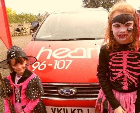 Halloween Hootings at Erddig