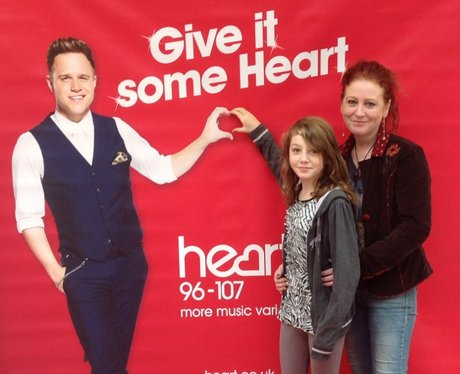 Heart Angels: Give It Some Heart - County Square (